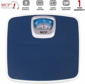 MCP Deluxe – Best Mechanical Weighing Machine for Personal Use