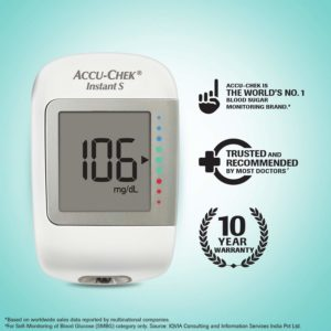 Accu-Chek Instant – Best Sugar Testing Machine at Low Price