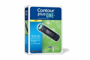 Contour Plus - One Drop Glucometer