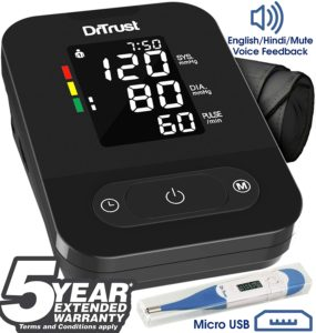 Dr Trust Smart - Best BP Monitor for Home Use in India