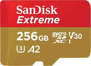 Best SD Card for Go Pro 8